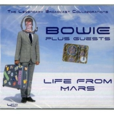 Bowie David + Guests - Life From Mars