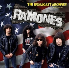 Ramones - Broadcast Archives (4Cd)