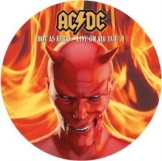 AC/DC - Hot As Hell: Broadcasting Live 77-7