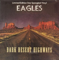 Eagles - Dark Desert Highways Blue Vinyl