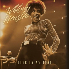 Whitney Houston - Live In N.Y. 1991
