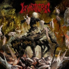 Incantation - Profane Nexus (Yellow Vinyl)