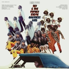 Sly & The Family Stone - Greatest Hits (1970)
