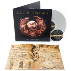 Arch Enemy - Will To Power (Silver LP)