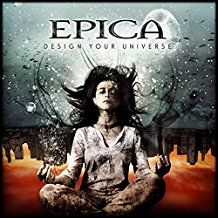 Epica - Design Your Universe ( 2Lp Coloured