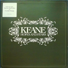 Keane - Hopes And Fears (Vinyl)