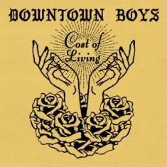 Downtown Boys - Cost Of Living (Loser Edition Gold