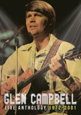Glen Campbell - Live Anthology 1972-2001 (Cd+Dvd)