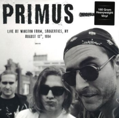Primus - Live At Winston Farm Saugerties '94