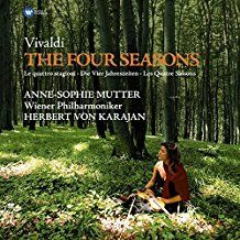 Mutter Anne-sophie - Vivaldi: The Four Seasons