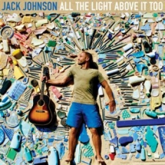 Jack Johnson - All The Night Above It Too (Vinyl)