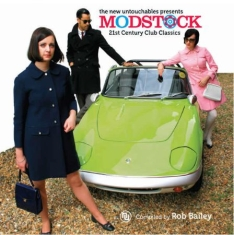 Blandade Artister - Modstock: The New Untouchables Pres