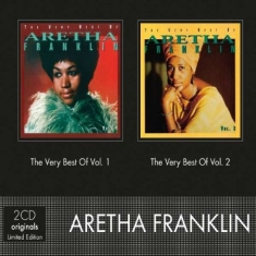 Aretha Franklin - The Very Best Of / The Very Be