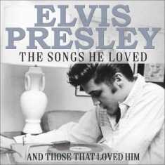 Presley Elvis - Songs He Loved The (3 Cd)