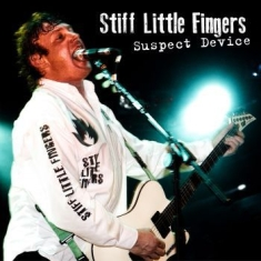 Stiff Little Fingers - Suspect Device (Cd + Dvd)
