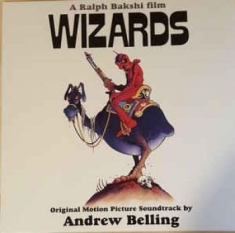 Belling Andrew - Wizards, Original Motion Picture So