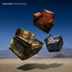 Gentle Giant - Three Piece Suite (5.1 & 2.0 Steven