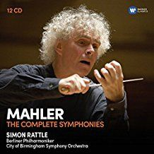 Sir Simon Rattle - Mahler: The Complete Symphonie