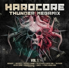Hardcore Thunder Megamix - At The End Of Times