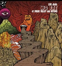 Wo Fat - Live Juju: Freak Valley And Beyond in the group CD / Upcoming releases / Hardrock/ Heavy metal at Bengans Skivbutik AB (2545543)