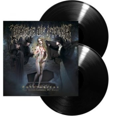 Cradle Of Filth - Cryptoriana - The Seductiveness Of