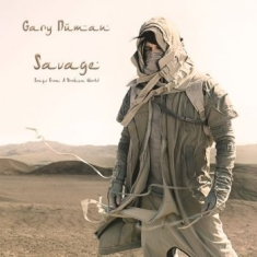 Gary numan - Savage (Songs From A Broken Wo