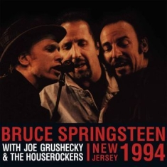 Bruce Springsteen - New Jersey 1994 W/ Joe Grushesky