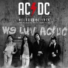 AC/DC - Melbourne 1971 & The Tv Collection