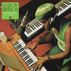 Leroy Hutson - Anthology 1972-1984