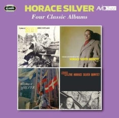 Horace Silver - Four Classic Albums