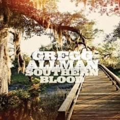 Allman Gregg - Southern Blood (Dlx Cd+Dvd)