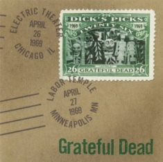 Grateful Dead - Dick's Pick 26:Chicago & Minneapoli