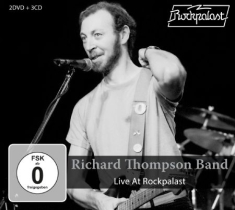 Thompson Richard - Live At Rockpalast (3Cd+2Dvd)