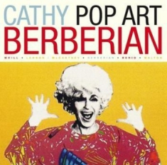 Berberian Cathy - Pop Art