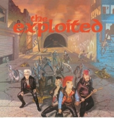 Exploited - Troops Of Tomorrow  (Deluxe Digipak