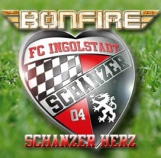 Bonfire - Schanzerherz-Fan