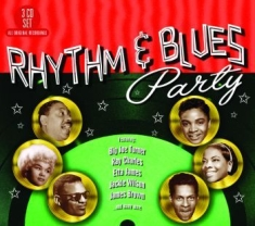 Blandade Artister - Rhythm & Blues Party