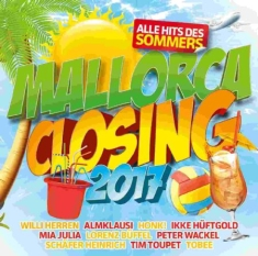 Blandade Artister - Mallorca Closing 2017 - All Hits Of