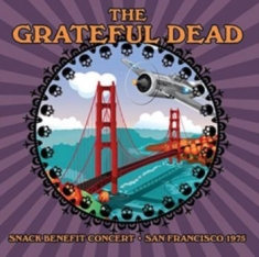 Grateful Dead - Snack Benefit Concert 1975