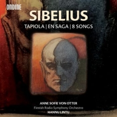 Sibelius, Jean - Tapiola, En Saga & Eight Songs