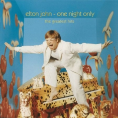 Elton John - One Night Only - Greatest Hits (2Lp