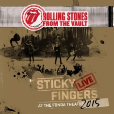 Rolling Stones - Sticky Fingers Live (3Lp+Dvd)