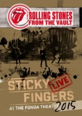 Rolling Stones - Sticky Fingers Live (Dvd)