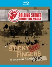 The Rolling Stones - Sticky Fingers Live (Br)
