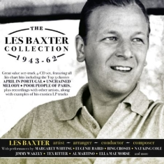 Baxter Les - Les Baxter Collection 1943-62