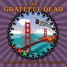 Grateful Dead - Snack Benefit 1975 (Fm)