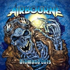 Airbourne - Diamond Cuts (4Lp Deluxe Boxse