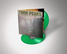 Blandade Artister - Twin Peaks(Limited Event Green