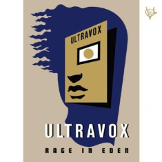Ultravox - Rage In Eden (2Cd)