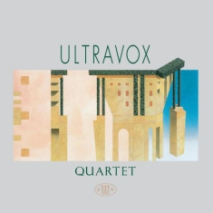Ultravox - Quartet (2Cd)